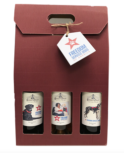 Freedom Service Dogs 3-Pack