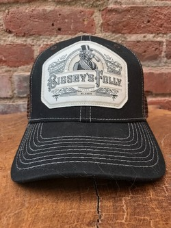 Trucker Hat- Black